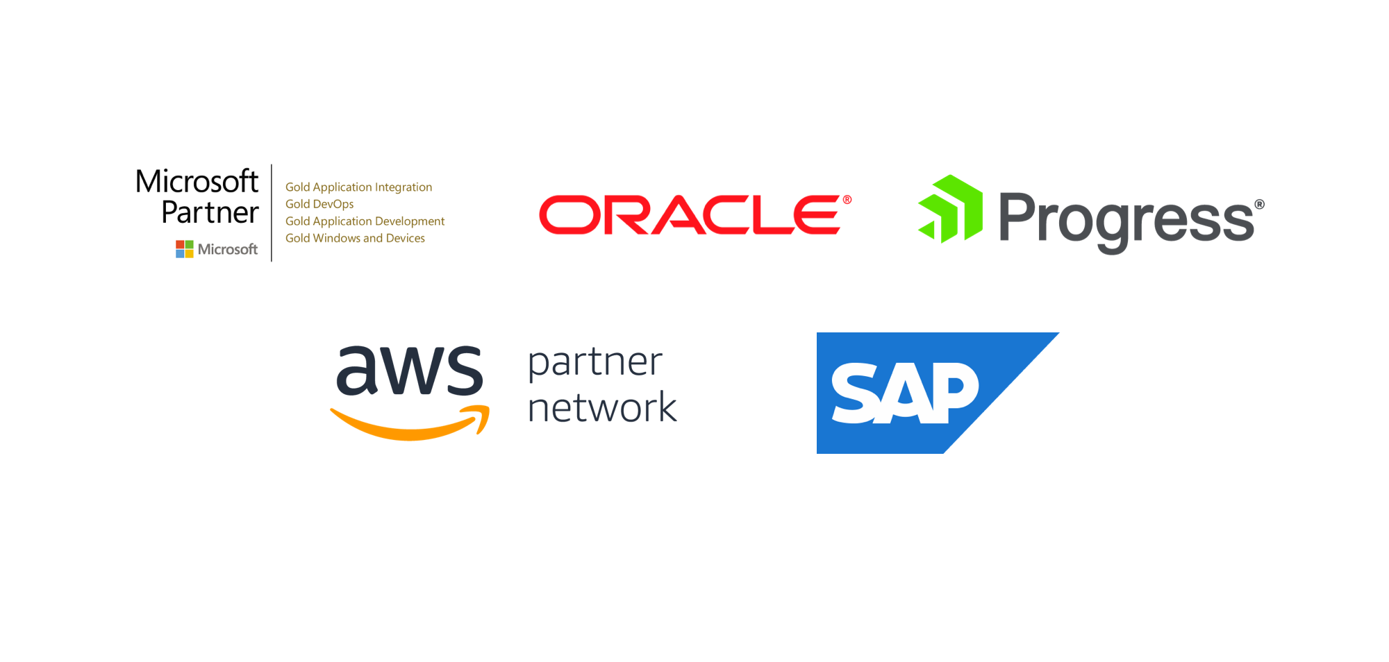 Technology partner logos